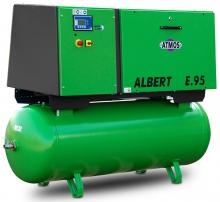 Винтовой компрессор Atmos Albert E 95