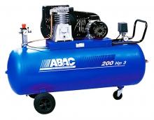 Поршневой компрессор Abac B 4900B / 200 CT 4