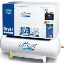 Винтовой компрессор Fiac NEW SILVER D 5,5/300 8