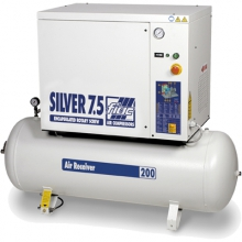 Винтовой компрессор Fiac NEW SILVER 7,5/200 10