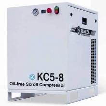 Спиральный компрессор Remeza КС 5-8